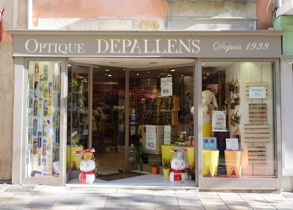 Optique Depallens, un fabricant de lunettes implanté à TOULON depuis 1938