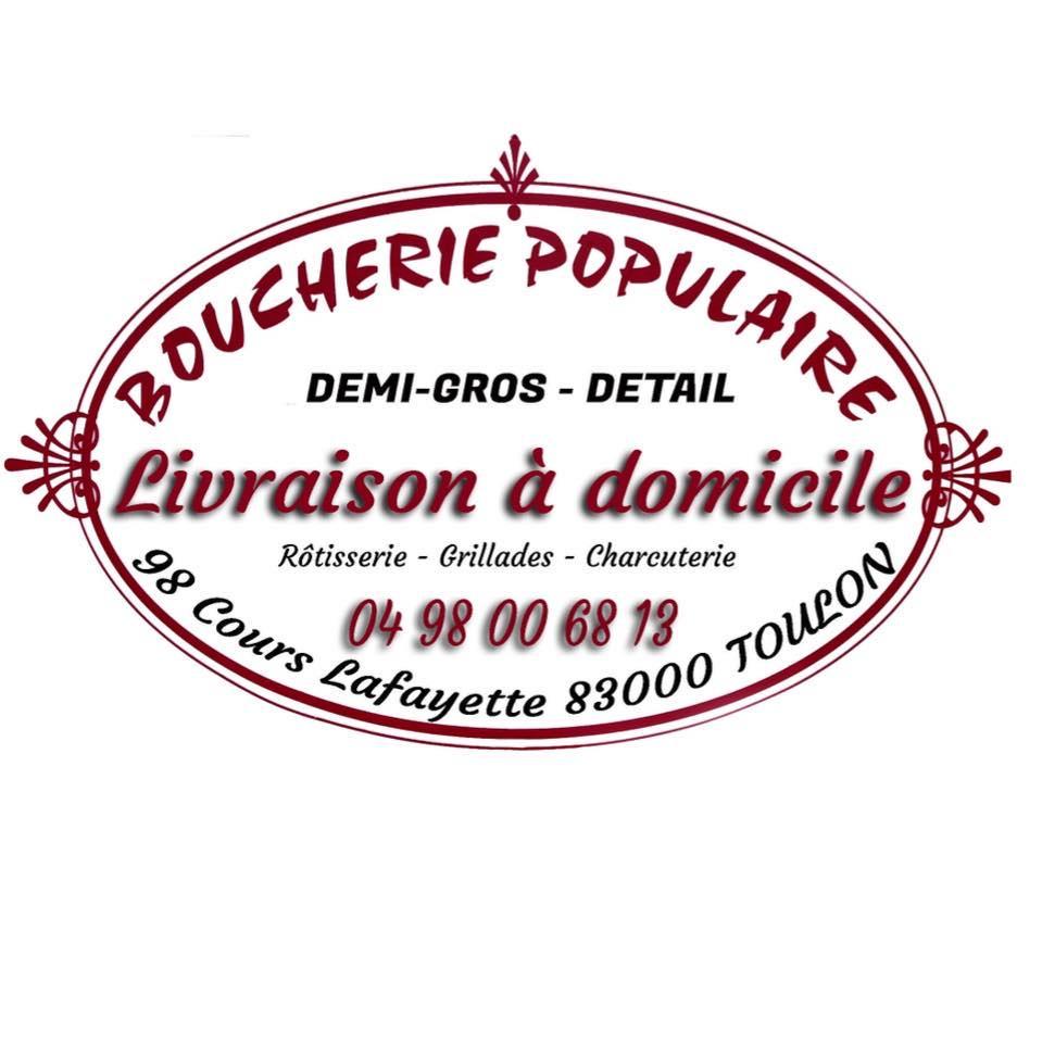 Boucherie Populaire Cours Lafayette Toulon